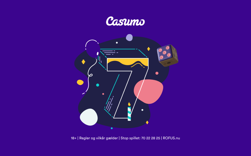 Casumo Spin festival