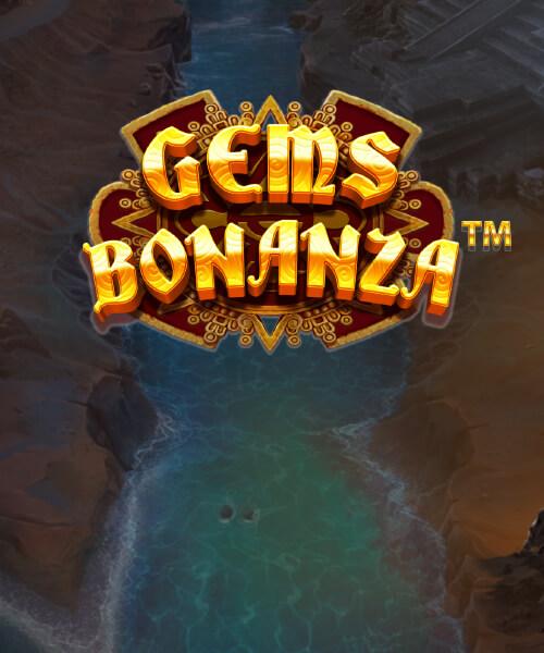 Gems Bonanza Slot Maskine