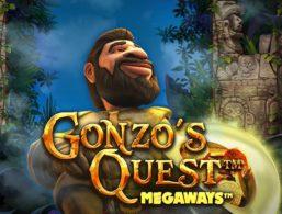 Gonzo's Quest MEGAWAYS – NetEnt