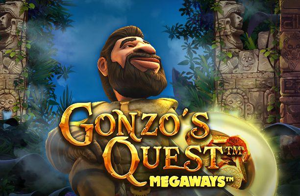 Gonzos Quest MEGAWAYS NetEnt