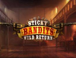 Sticky Bandits Wild Return – Quickspin