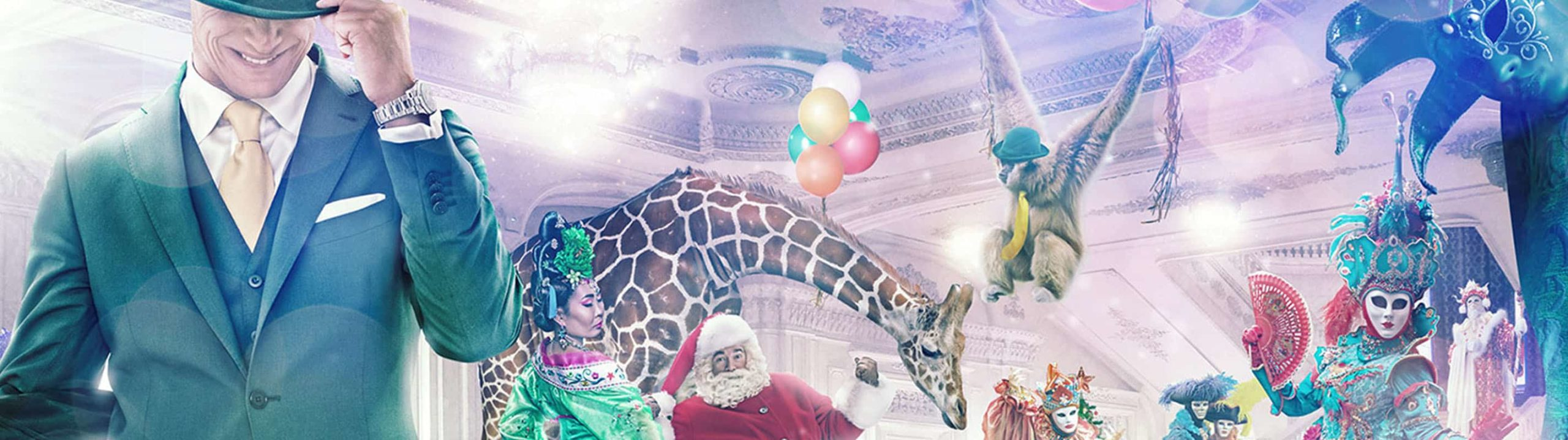 Julespil på online casino december 2020