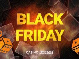 Black Friday på danske casinoer