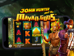 John Hunter and the Mayan Gods – Pragmatic Play