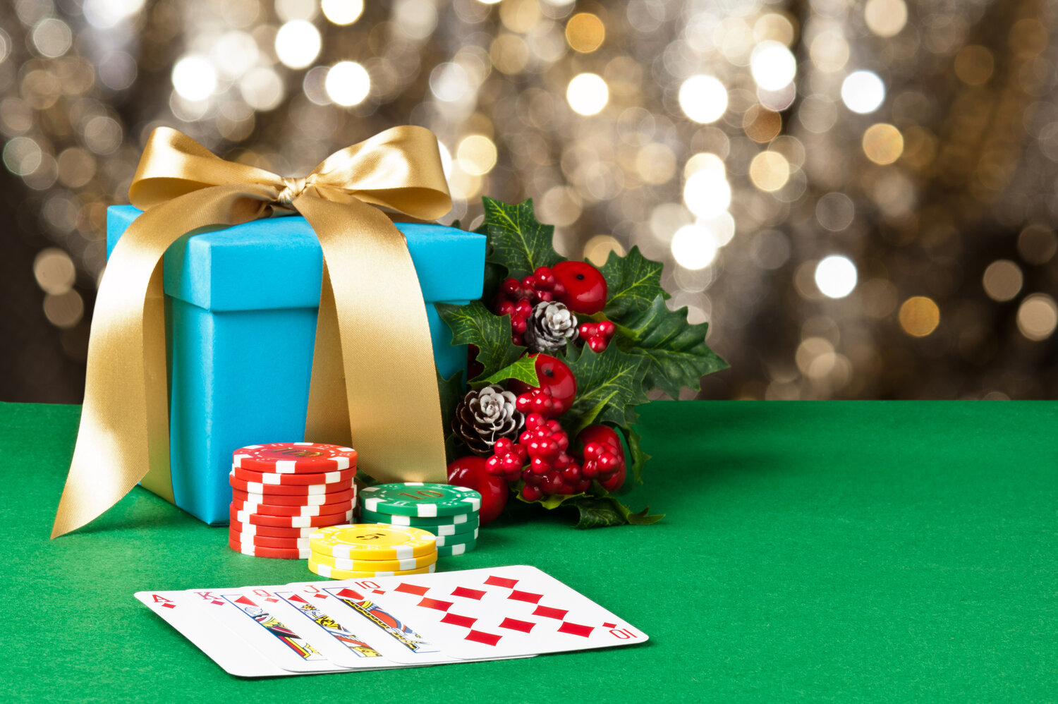 Advent på casino free spins