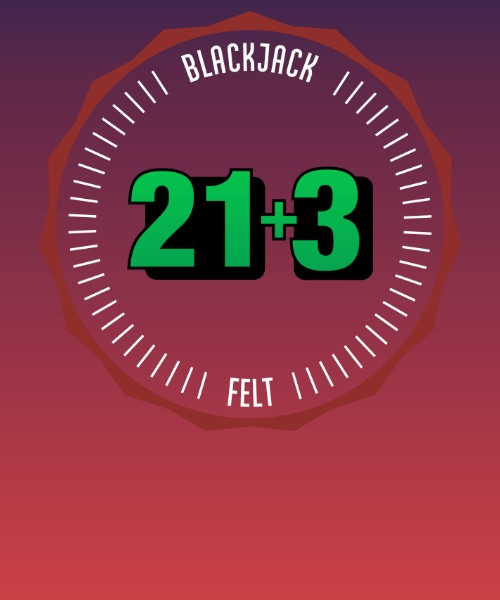 21+3 blackjack slot game