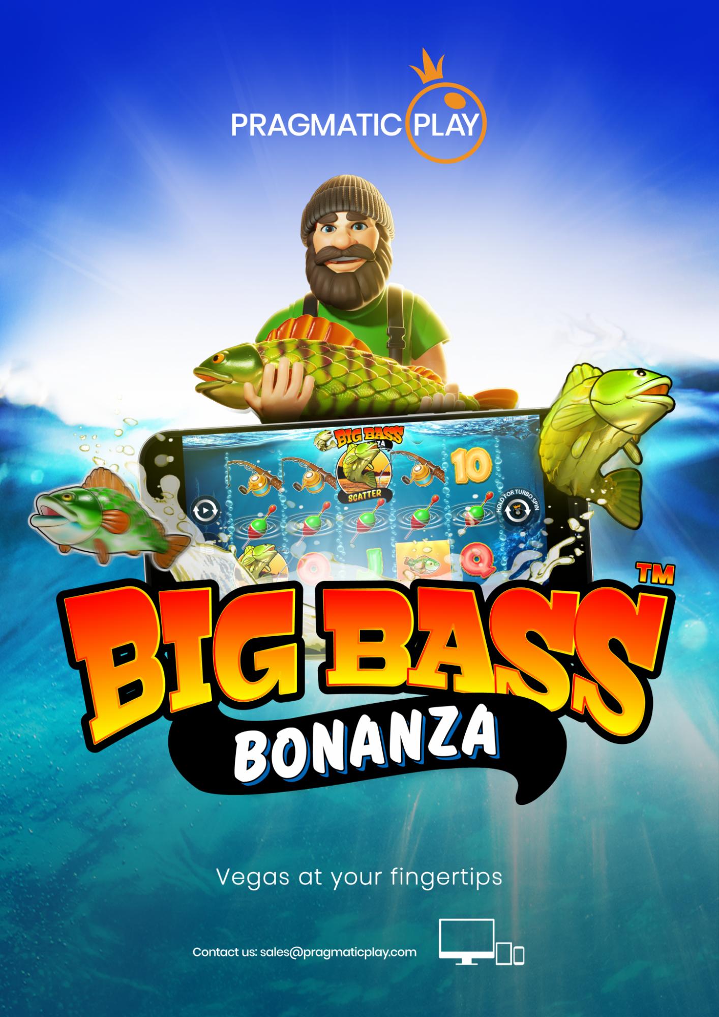 Big Bass Bonanza nyhed