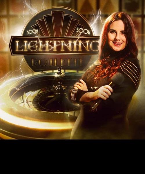 Lightning Roulette casino spil