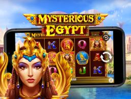 Tag med på en magisk rejse med Mysterious Egypt