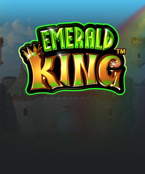 Emerald King slot maskine