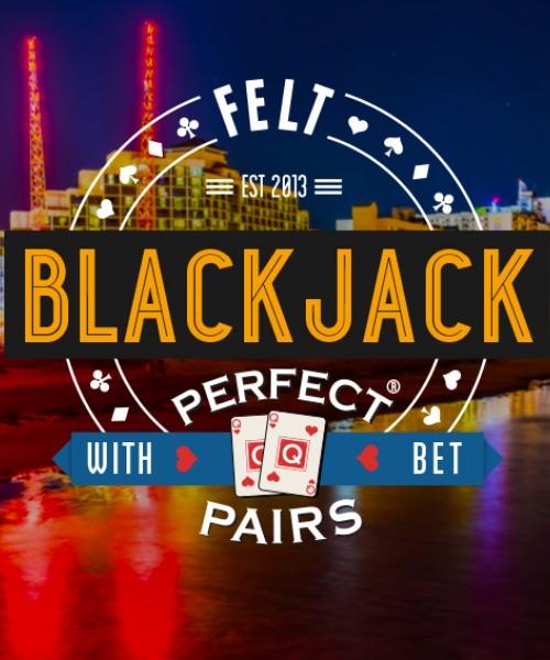 perfect pairs blackjack game