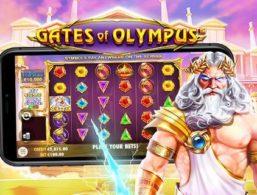 Casinoer med en Bonus til Gates of Olympus