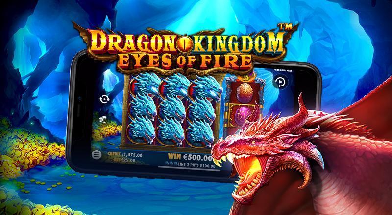 Dragon Kingdom Eyes of Fire - Pragmatic Play Pragmatic Play