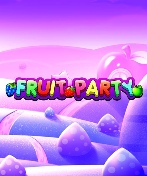 Spil Fruit Party slot online og vind rigtige penge
