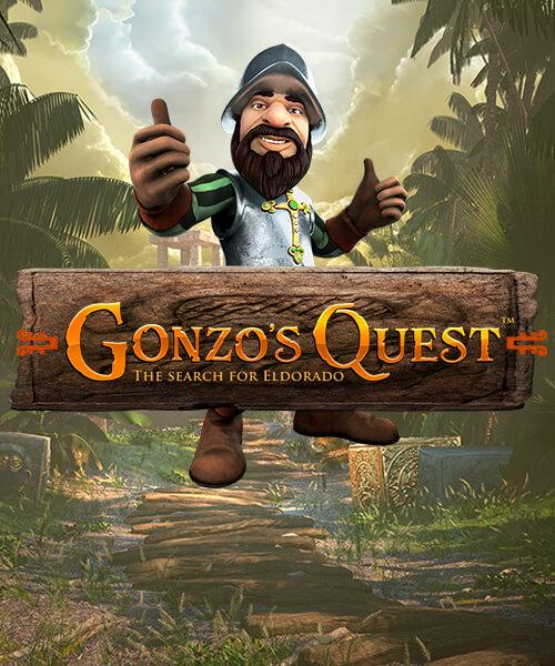 spil Gonzo's Quest MEGAWAYS slot online