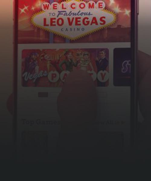 Applepay betaling hos leovegas casino