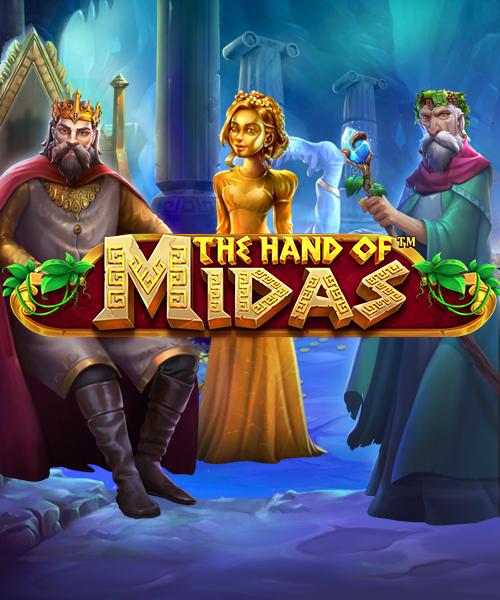 spil hand of midas slot online