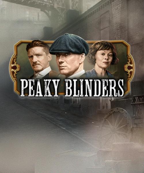 Spil Peaky Blinders slot online gratis
