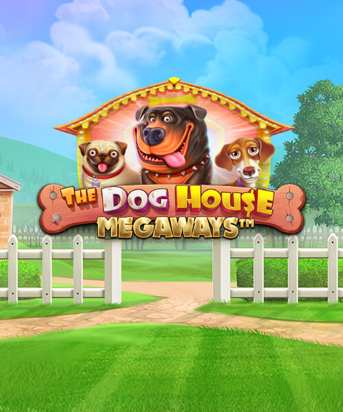spil The Dog House Megaways slot online