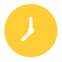 Udbetalingstid ikon
