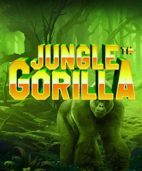 Spil Jungle Gorilla slot online