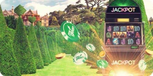 Personlig Jackpot Mr Green