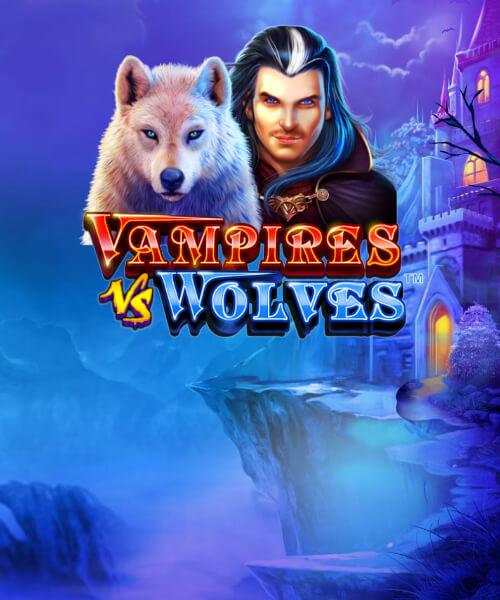 Spil Vampires Vs Wolves slot online