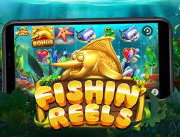 Casinoer med en Bonus til Fishin' Reels