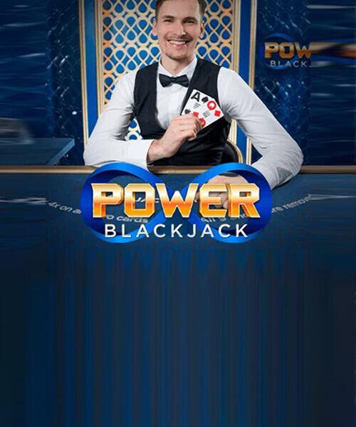 spil Power Blackjack slot online
