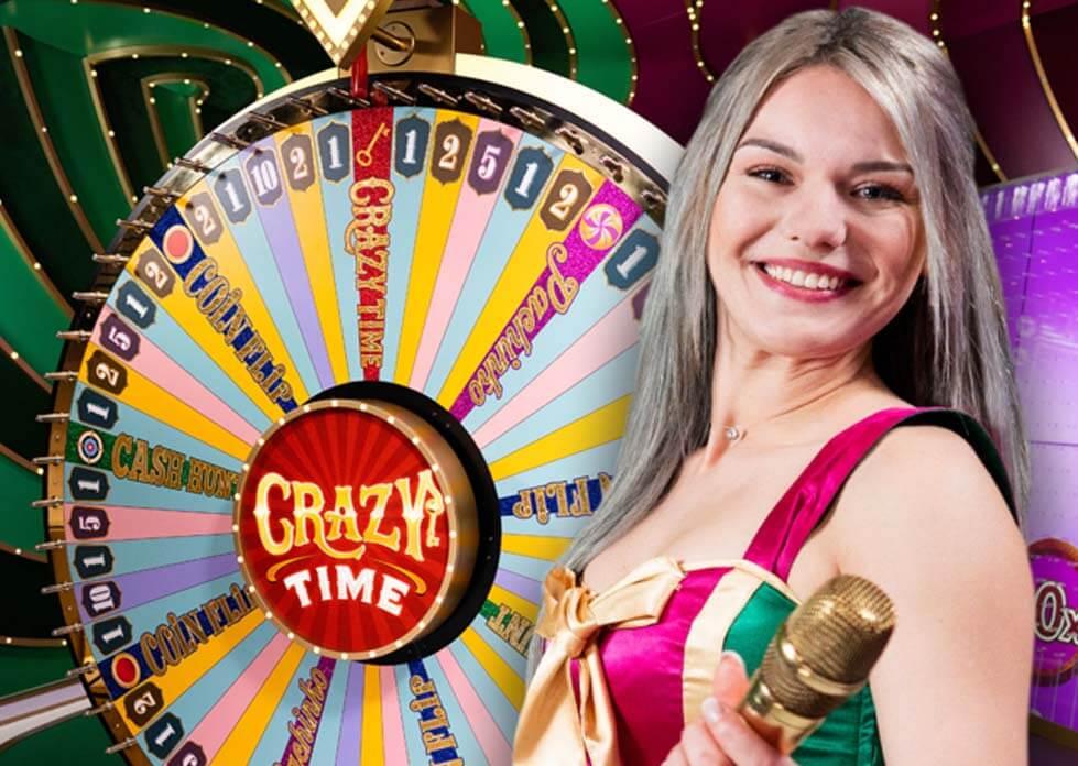 Crazy Time spil show