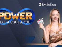 Casinoer med en Bonus til Power Blackjack