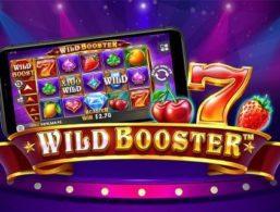 Casinoer med Wild Booster og Free Spins bonusser