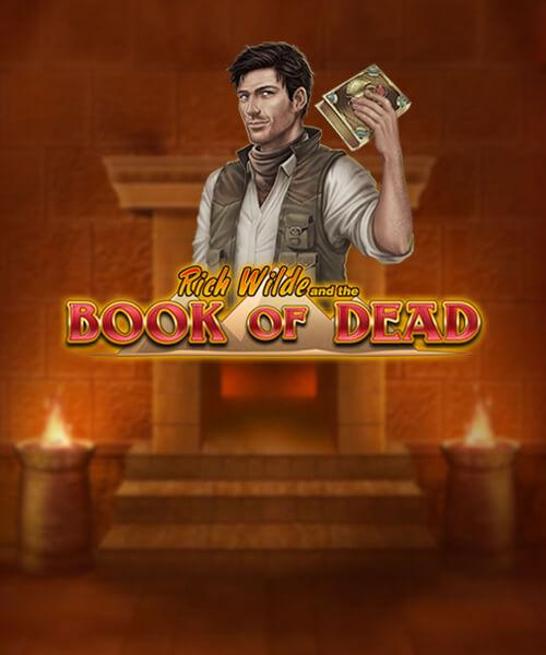 spil Book of Dead slot online