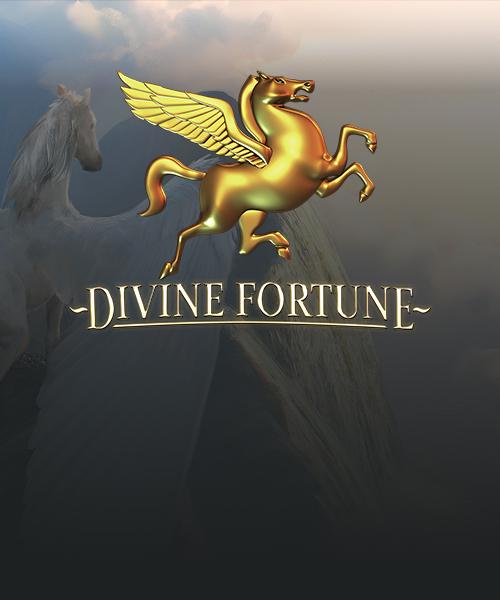 Spil Divine Fortune MEGAWAYS slot online