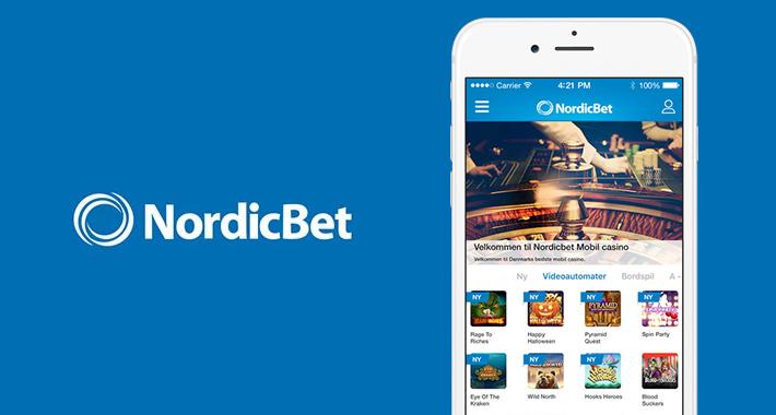 Nordicbet mobil spil