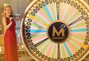 Brætspil på online casino