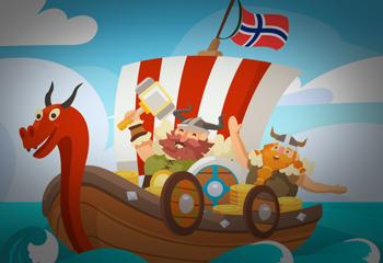 Populære Spillemaskiner i Norge