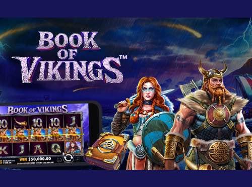Book of Vikings free spins og anmeldelse 2021