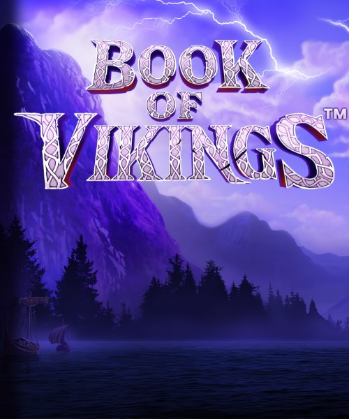 Book of Vikings spillemaskine