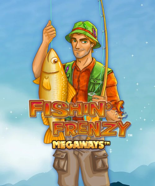 Fishin Frenzy megaways free spins og bonusspil