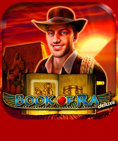 Book of Ra slot maskine