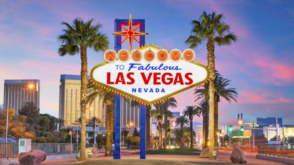 Casino Grafik - Lucky Vegas
