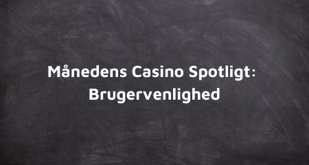 Casino Spotlight oktober
