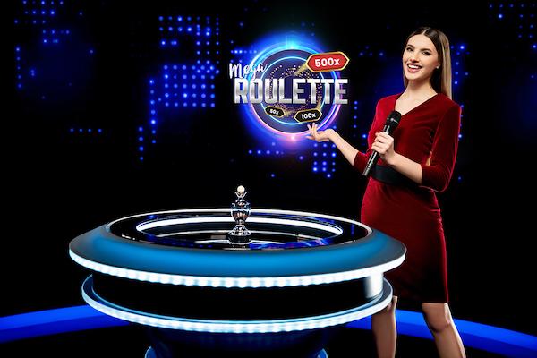 Mega Roulette af Pragmatic Play